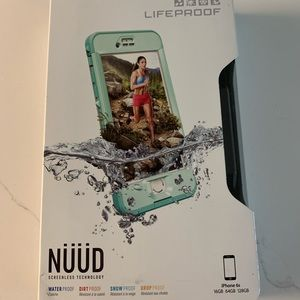 New in box Lifeproof IPhone 6s case.